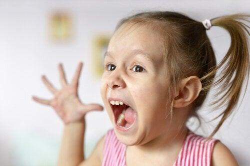 Criança com transtorno bipolar