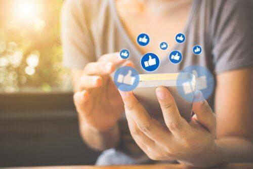 Influenciadores nas redes sociais