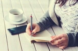 O diário dos 5 minutos para se sentir mais pleno