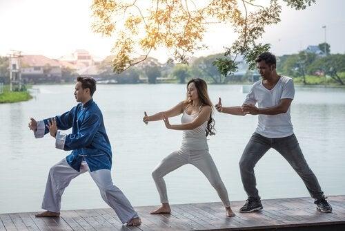 Benefícios do Chi Kung para o corpo e a mente