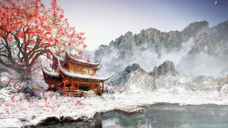Fábula chinesa
