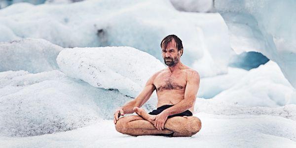 Wim Hof, o homem de gelo holandês