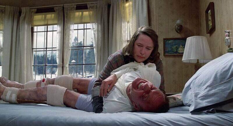 Annie Wilkes em 'Louca Obsessão'