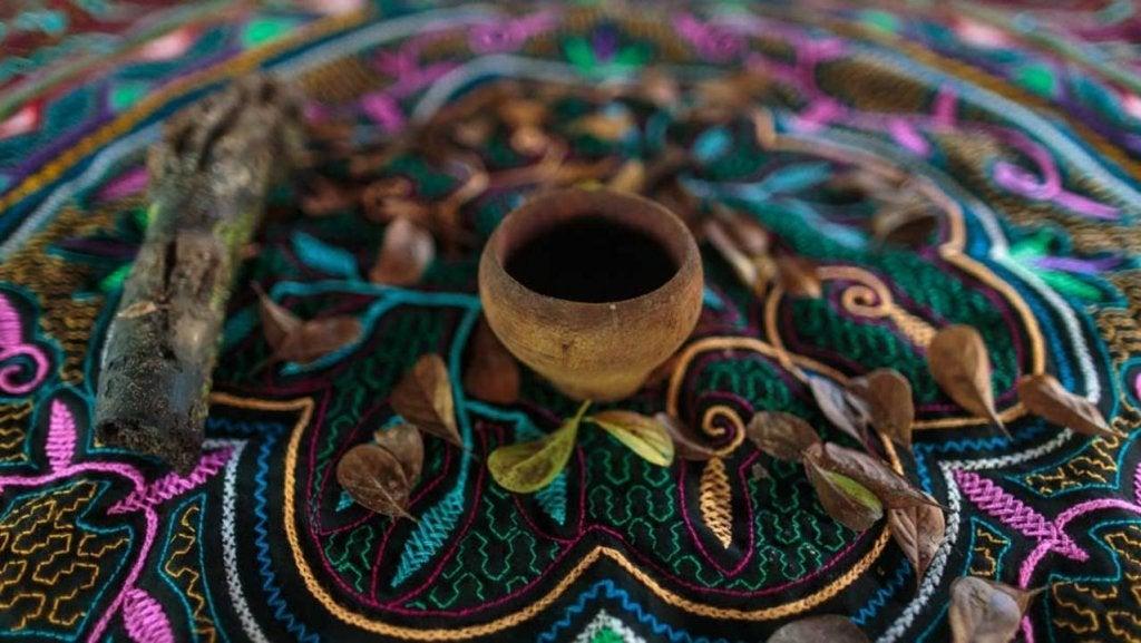 Cerimônia de ayahuasca