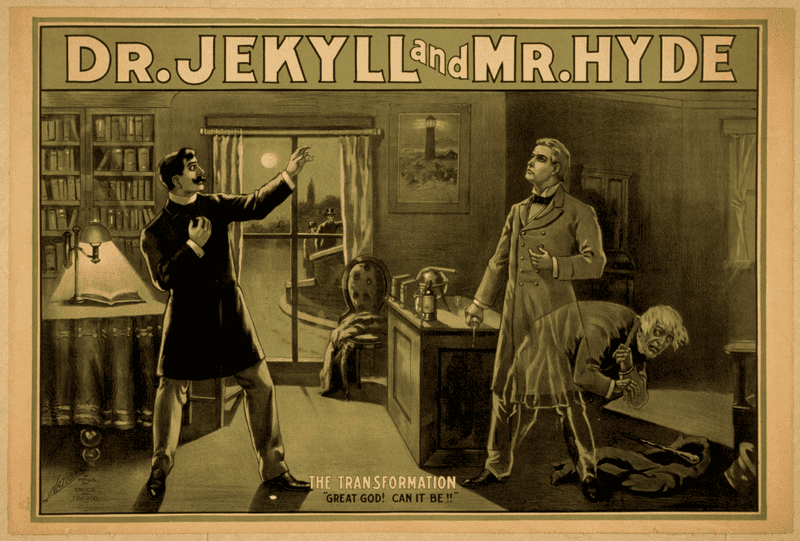 O Médico e o Monstro: o estranho caso de Dr Jekyll e Mr Hyde