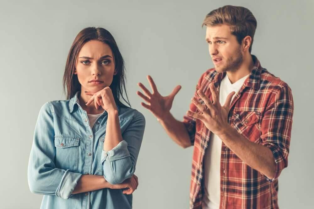 A indiferença das pessoas passivo-agressivas