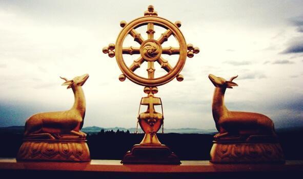 Dharma, um caminho para a compreensão e sentido vital