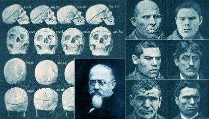 Cesare Lombroso e sua classificação dos criminosos