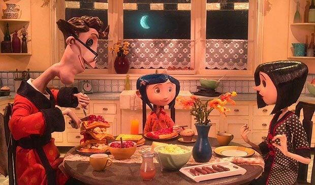 Cena de 'Coraline e o Mundo Secreto'