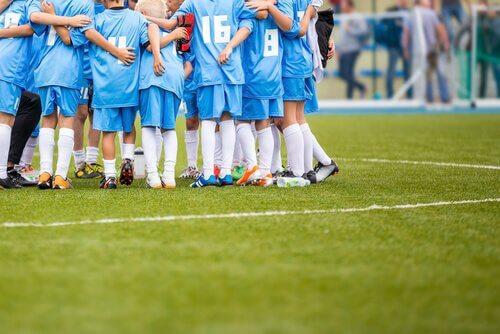 O papel da psicologia no futebol infantil