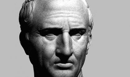7 frases de Cícero, um filósofo humanista de alcance universal
