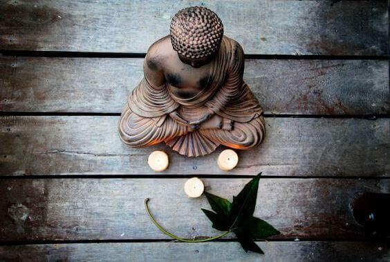 Meditação budista