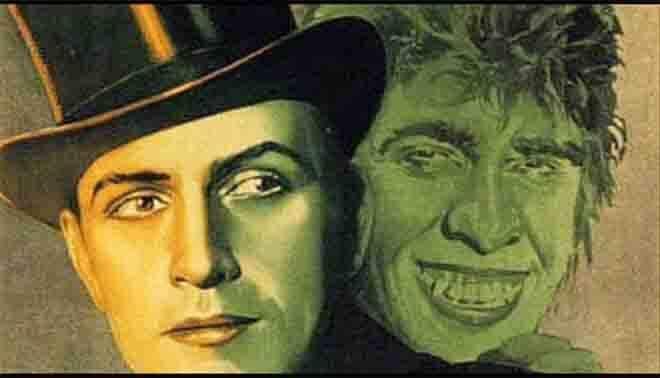 O estranho caso de Dr Jekyll e Mr Hyde