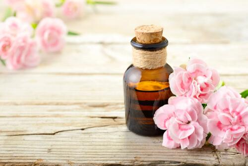 Óleos usados em aromaterapia