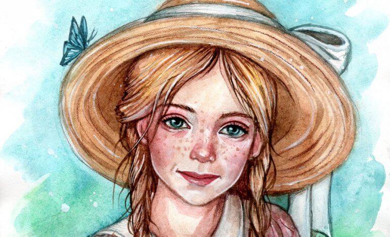 Ilustração de Pollyana