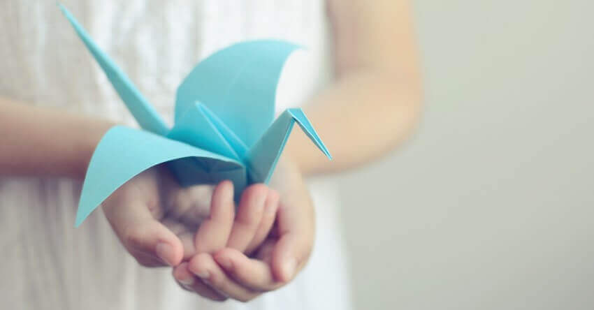 Origami japonês