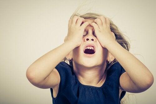Síndrome do pânico em crianças