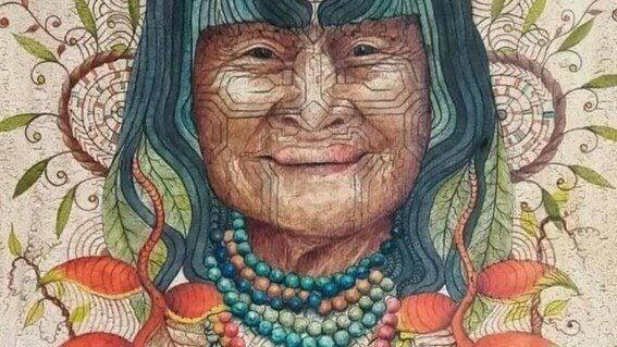 A sabedoria dos povos ancestrais
