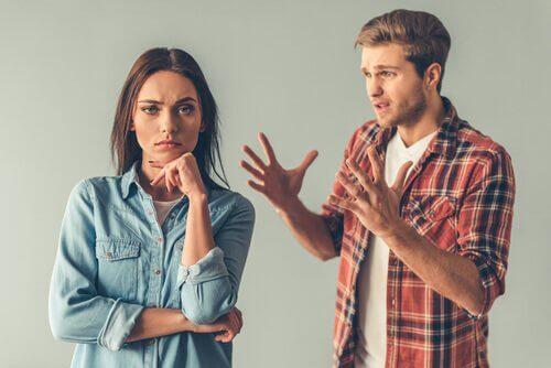 Discussão do casal