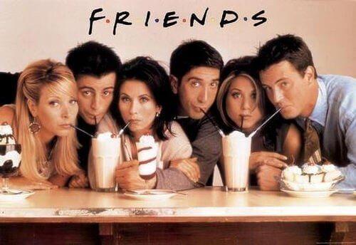 Friends, o seriado que marcou gerações