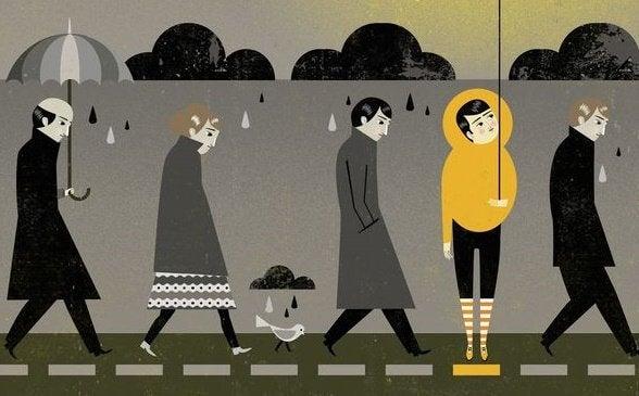 5 diferenças entre a tristeza e a depressão