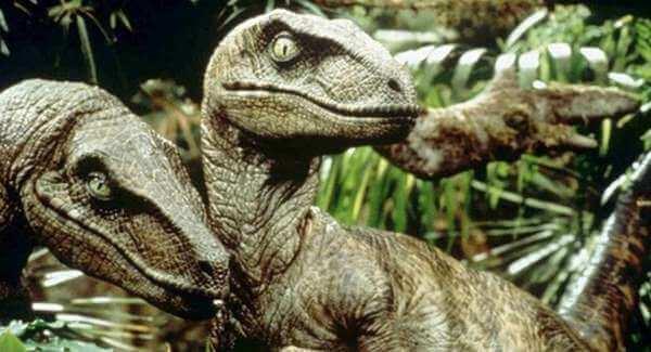 Cena do filme Jurassic Park