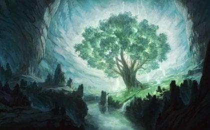 A árvore dos desejos, uma história de Osho