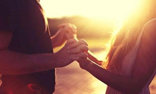 Nossa relação de amor