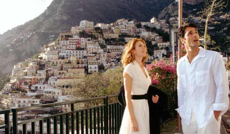 Sob o Sol da Toscana: começar de novo após o divórcio