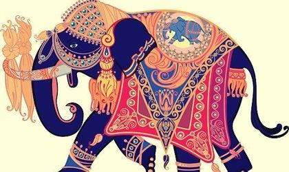 O elefante que perdeu seu anel de casamento, uma história para pensar