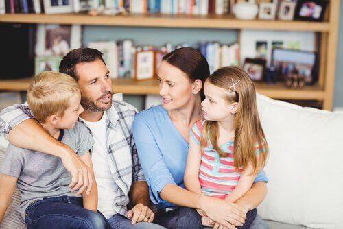 A comunicação assertiva na família
