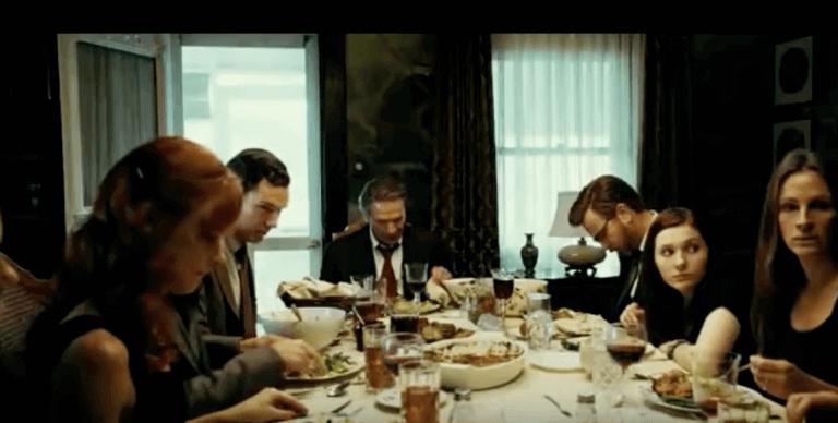 Cena do filme 'Álbum de Família'