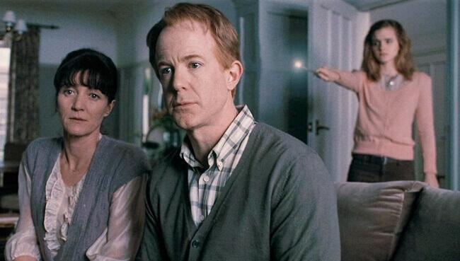 Hermione Granger na saga Harry Potter