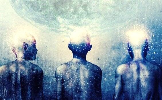 A evolução da consciência