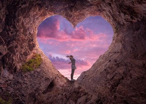 A grandeza das boas pessoas está em seu coração