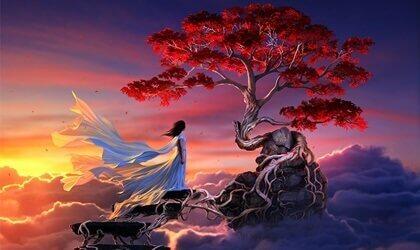 Sakura, uma lenda japonesa sobre o amor verdadeiro
