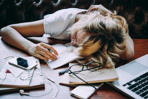 O cansaço diante do excesso de trabalho