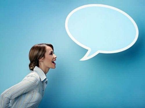 Falar com fluência