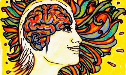 A felicidade está em seu hemisfério esquerdo
