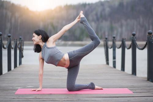 Posturas de ioga