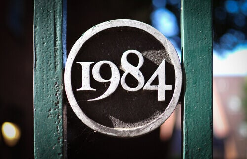 Livro '1984'