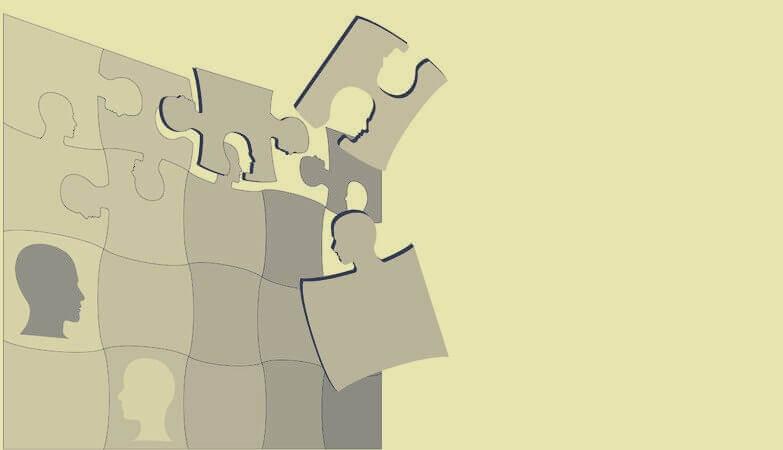O quebra-cabeça da personalidade humana