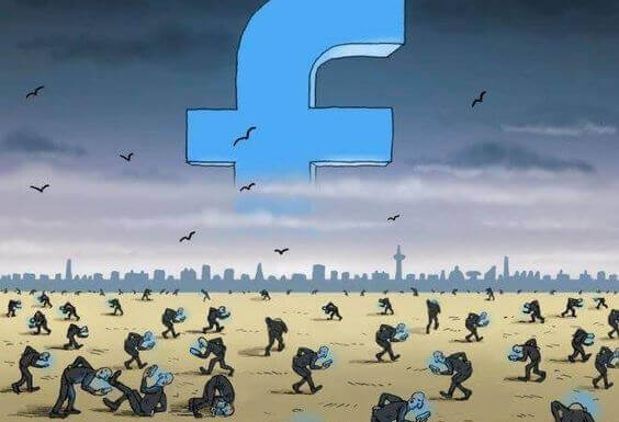 A alienação provocada pelo Facebook