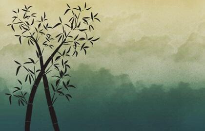 Ser como o bambu: tempo, força e flexibilidade