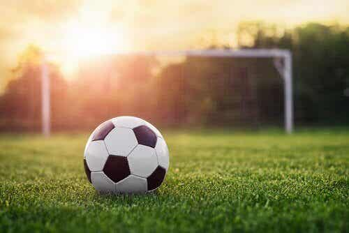 A psicologia do futebol