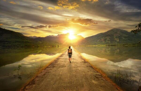 Caminho rumo à iluminação