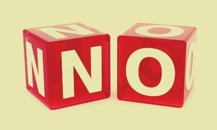 Aprender a dizer não aos narcisistas
