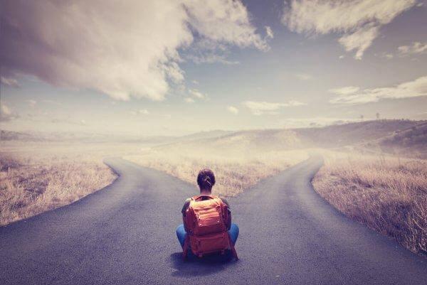 Escolher o caminho certo