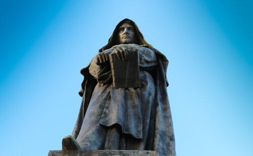 As melhores frases de Giordano Bruno