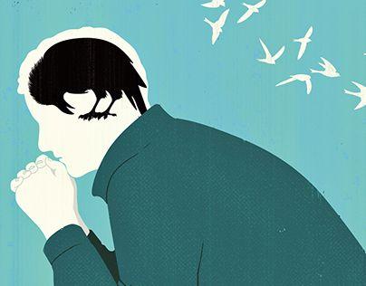 Sintomas físicos da depressão